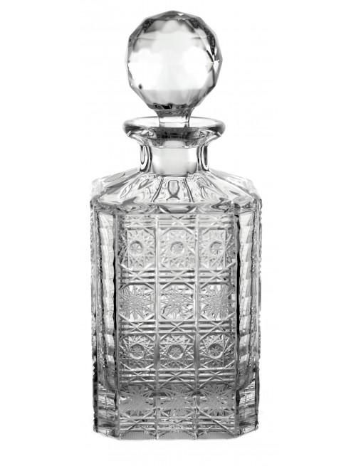 Bottiglia 500PK, cristallo trasparente, volume 800 ml