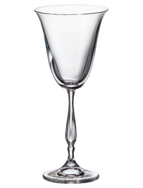 Set bicchieri Fregata 6x, vetro trasparente, volume 185 ml