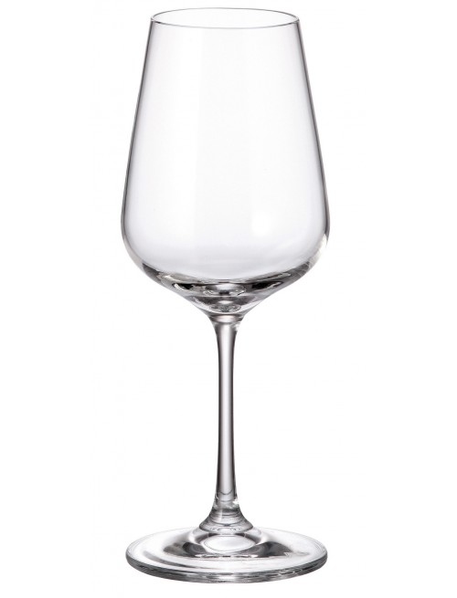 Set Bicchieri Strix 6x, vetro trasparente, volume 360 ml