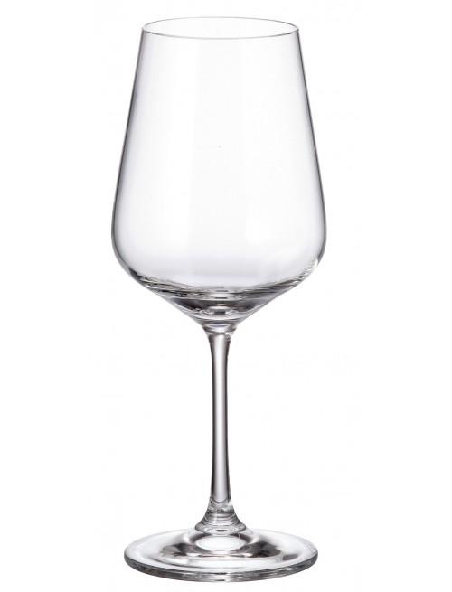 Set Bicchieri Strix 6x, vetro trasparente, volume 450 ml