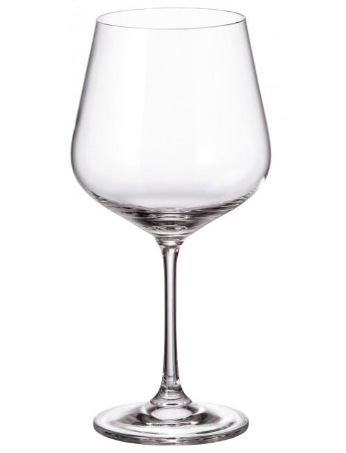 Set Bicchiere Strix 6x, vetro trasparente, volume 600 ml