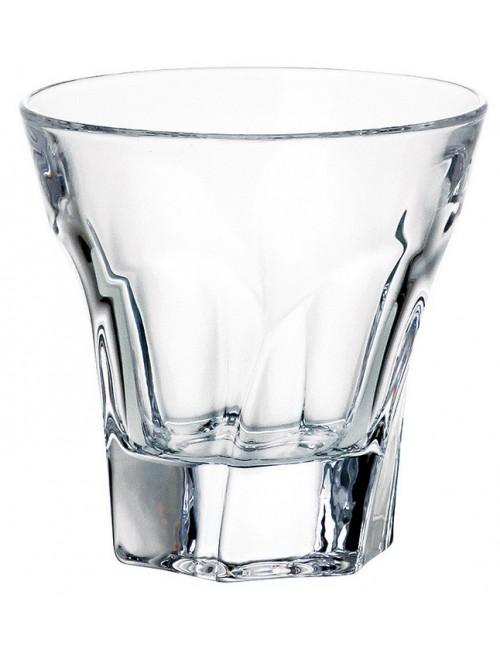 Bicchiere Apollo, vetro trasparente, volume 230 ml
