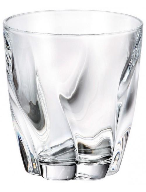 Bicchiere Barley, vetro trasparente, volume 320 ml