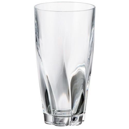 Bicchiere Barley, vetro trasparente, volume 390 ml