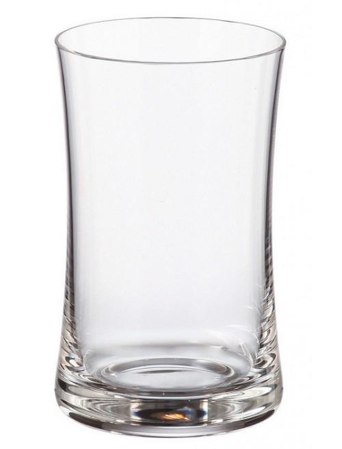 Set bicchieri Buteo 6x, vetro trasparente, volume 150 ml