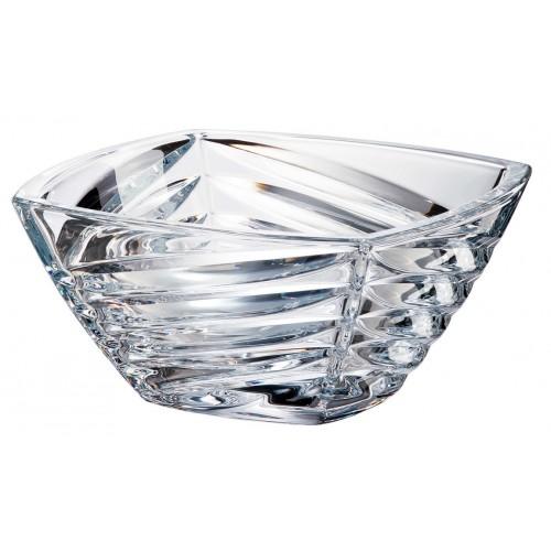 Insalatiera Facet,  vetro trasparente, diametro 330 mm
