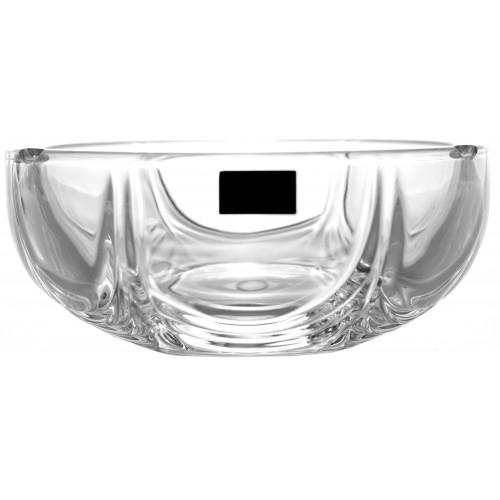 Portacenere Orion, vetro trasparente, diametro 145 mm