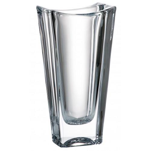 Vaso Okinawa, vetro trasparente, altezza 300 mm