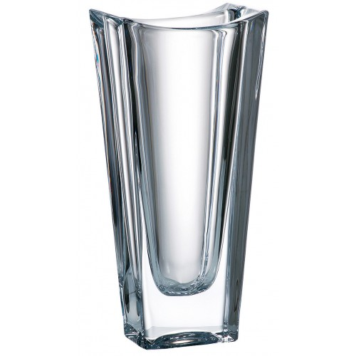 Vaso Okinawa, vetro trasparente, altezza 255 mm