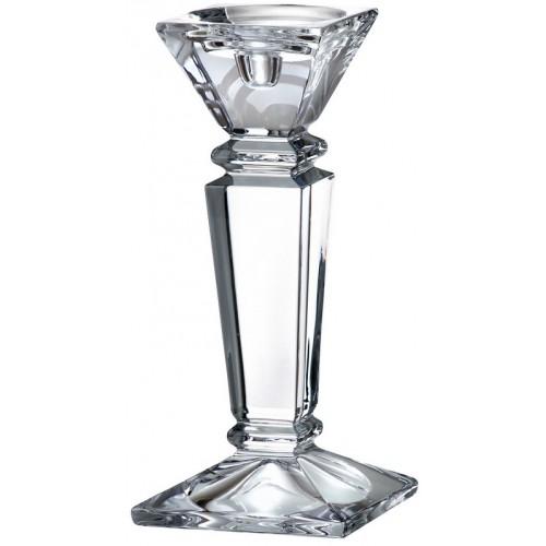 Portacandela Empery, vetro trasparente, altezza 250 mm