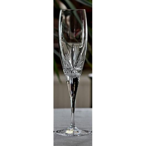 Bicchiere Fiocchi, cristallo trasparente, volume 200 ml