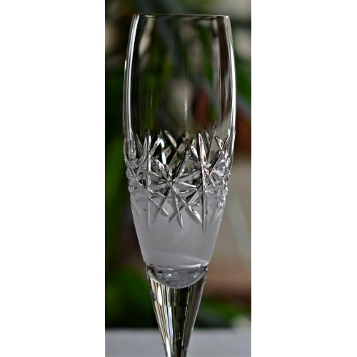 Bicchiere Hoarfrost, cristallo trasparente, volume 200 ml