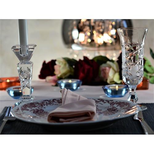 Bicchiere Mars, cristallo trasparente, volume 150 ml