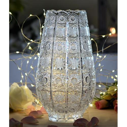 Vaso 500PK, cristallo trasparente, altezza 255 mm