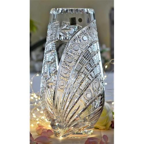 Vaso Cometa, cristallo trasparente, altezza 305 mm