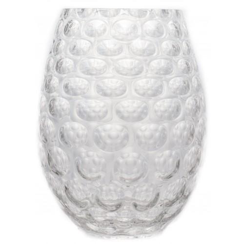 Vaso Ottica, vetro trasparente, altezza 250 mm
