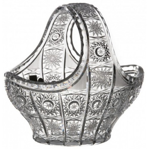 Cesto 500PK, cristallo trasparente, diametro 200 mm