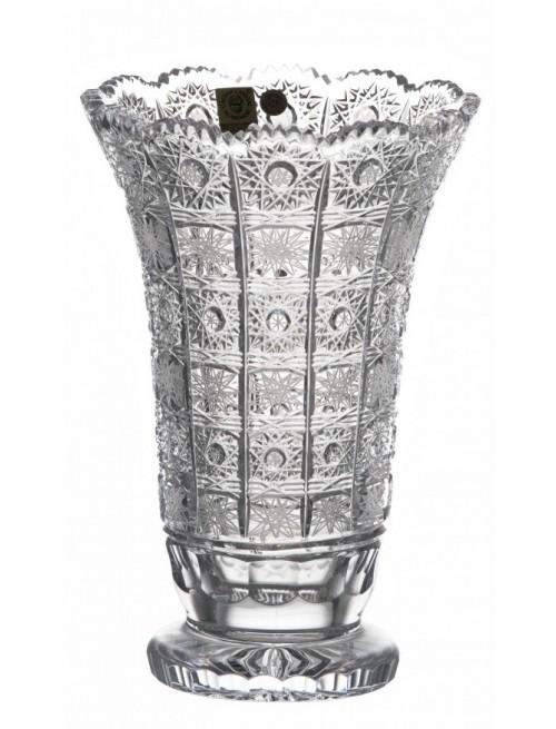 Vaso 500PK II, cristallo trasparente, altezza 205 mm