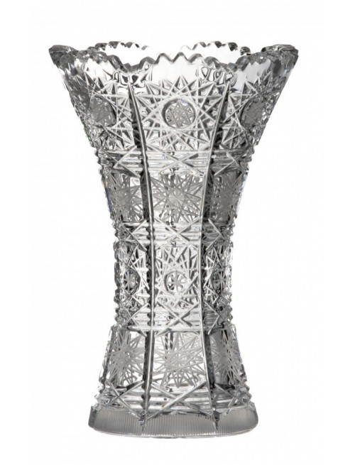 Vaso 500PK I, cristallo trasparente, altezza 205 mm