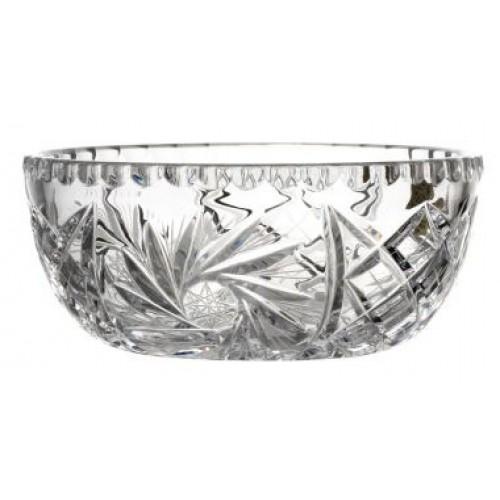 Insalatiera Pinwheel, cristallo trasparente, diametro 155 mm