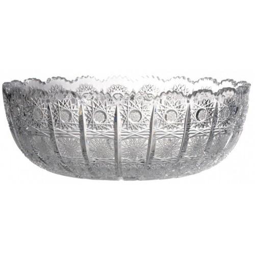 Insalatiera 500PK I, cristallo trasparente, diametro 255 mm