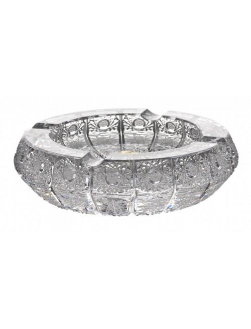 Portacenere 500PK II, cristallo trasparente, diametro 155 mm