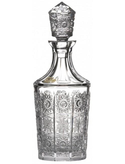 Bottiglia 500PK, cristallo trasparente, volume 750 ml