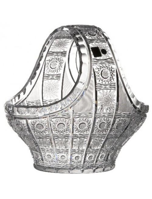 Cesto 500PK, cristallo trasparente, diametro 300 mm