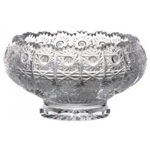 Ciotola 500PK II, cristallo trasparente, diametro 128 mm