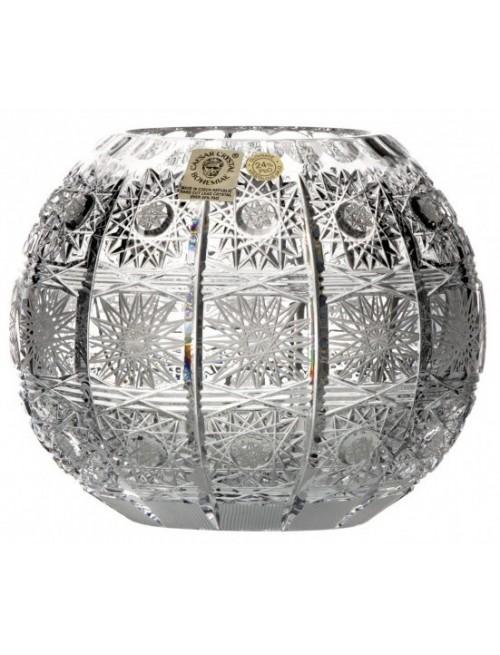 Vaso 500PK, cristallo trasparente, altezza 132 mm