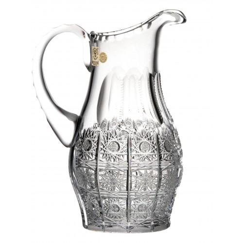 Brocca 500PK, cristallo trasparente, volume 600 ml