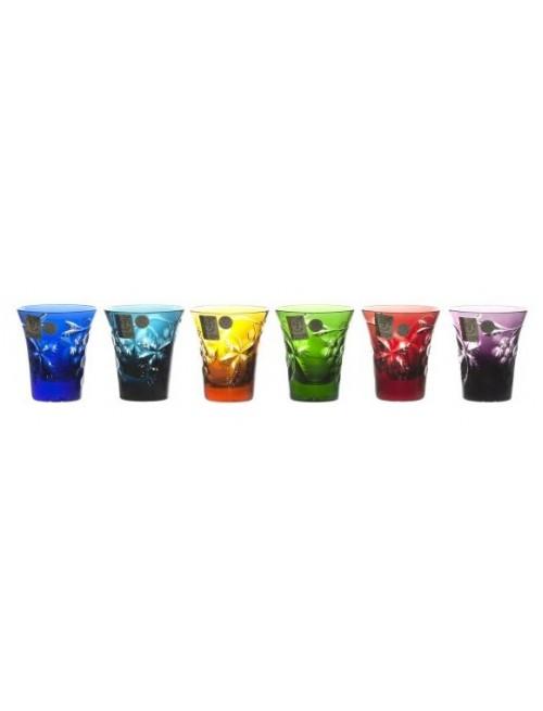 Set Bicchieri Grapes, cristallo, multicolore, volume 75 ml