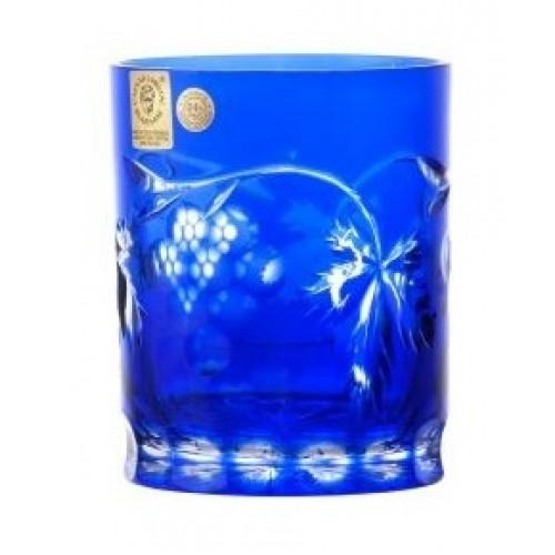 Bicchiere Grapes, cristallo, colore blu, volume 320 ml