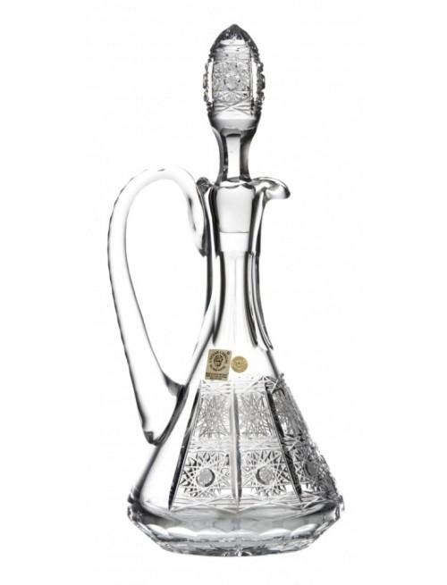 Caraffa 500PK, cristallo trasparente, volume 550 ml