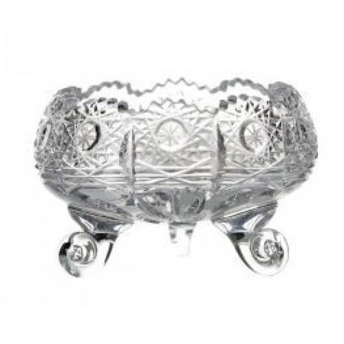Ciotola 500PK, cristallo trasparente, diametro 90 mm