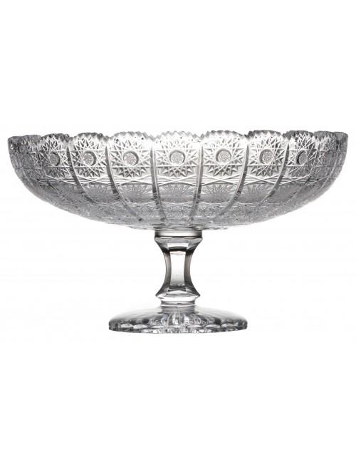 Portafrutta 500PK, cristallo trasparente, diametro 305 mm
