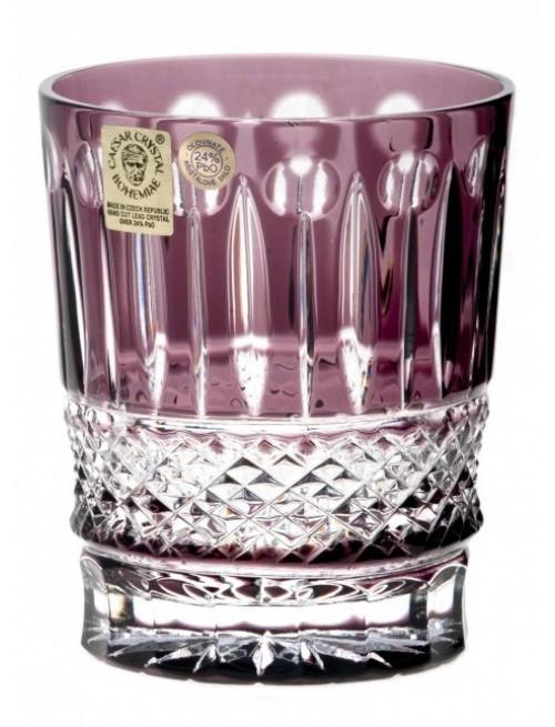 Bicchiere Tomy, cristallo, colore viola, volume 290 ml