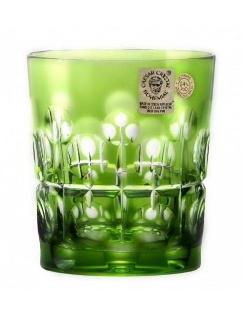 Bicchiere Brisk, cristallo, colore verde, volume 290 ml