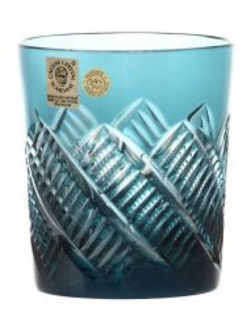Bicchiere Mia, cristallo, colore azzurro, volume 290 ml