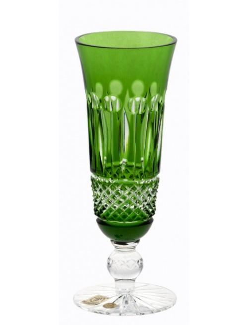 Bicchiere Tomy, cristallo, colore verde, volume 150 ml