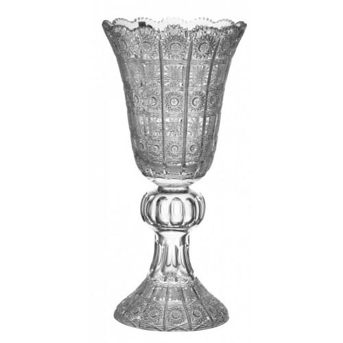 Vaso 500 PK, cristallo trasparente, altezza 505 mm
