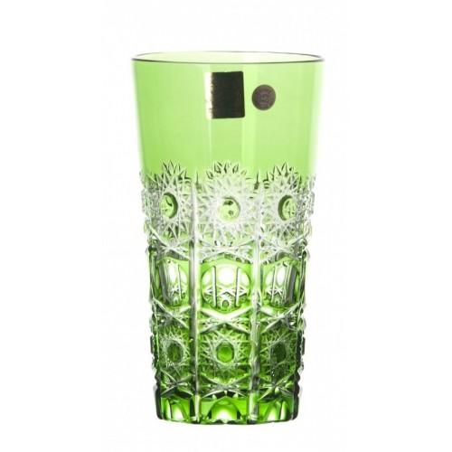 Bicchiere Petra, cristallo, colore verde, volume 320 ml