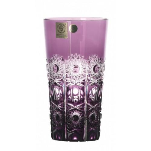 Bicchiere Petra, cristallo, colore viola, volume 320 ml