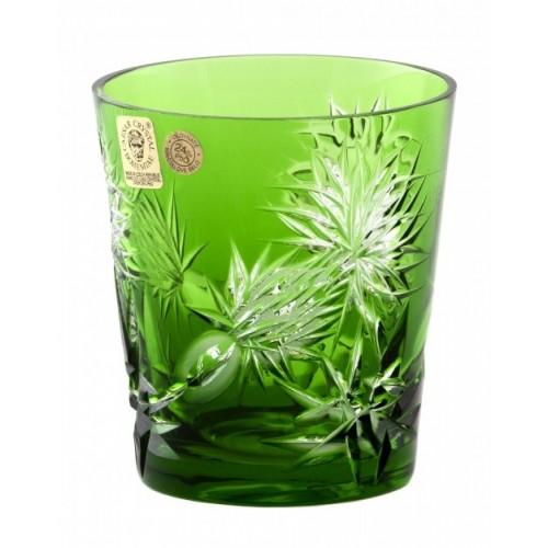 Bicchiere Thistle, cristallo, colore verde, volume 250 ml