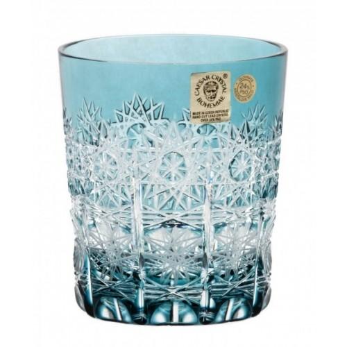 Bicchiere Paula, cristallo, colore azzurro, volume 290 ml
