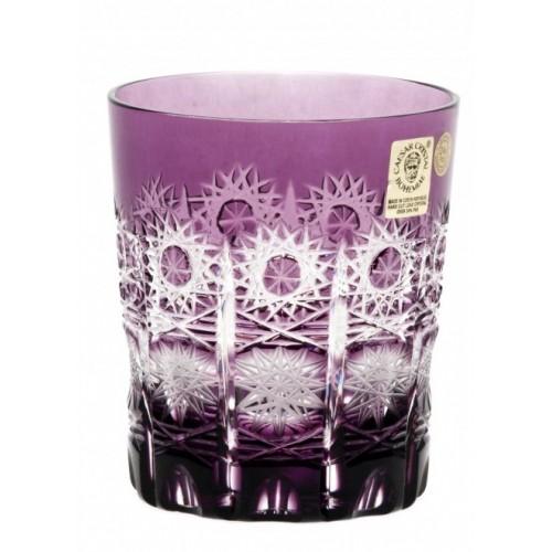 Bicchiere Paula, cristallo, colore viola, volume 290 ml