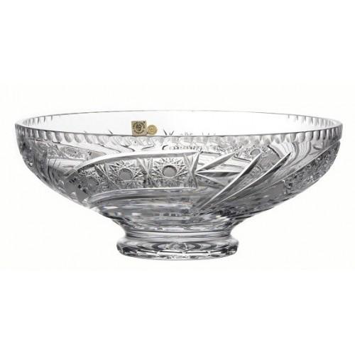 Insalatiera Cometa, cristallo trasparente, diametro 305 mm