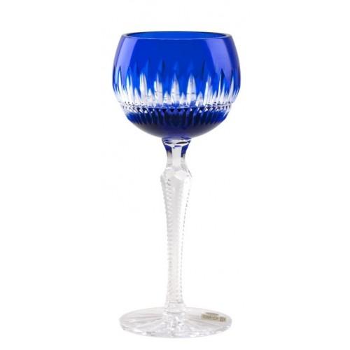 Bicchiere Thorn, cristallo, colore blu, volume 190 ml
