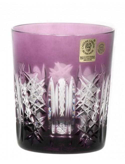 Bicchiere Frigus, cristallo, colore viola, volume 290 ml