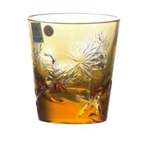 Bicchiere Thistle, cristallo, colore ambra, volume 250 ml